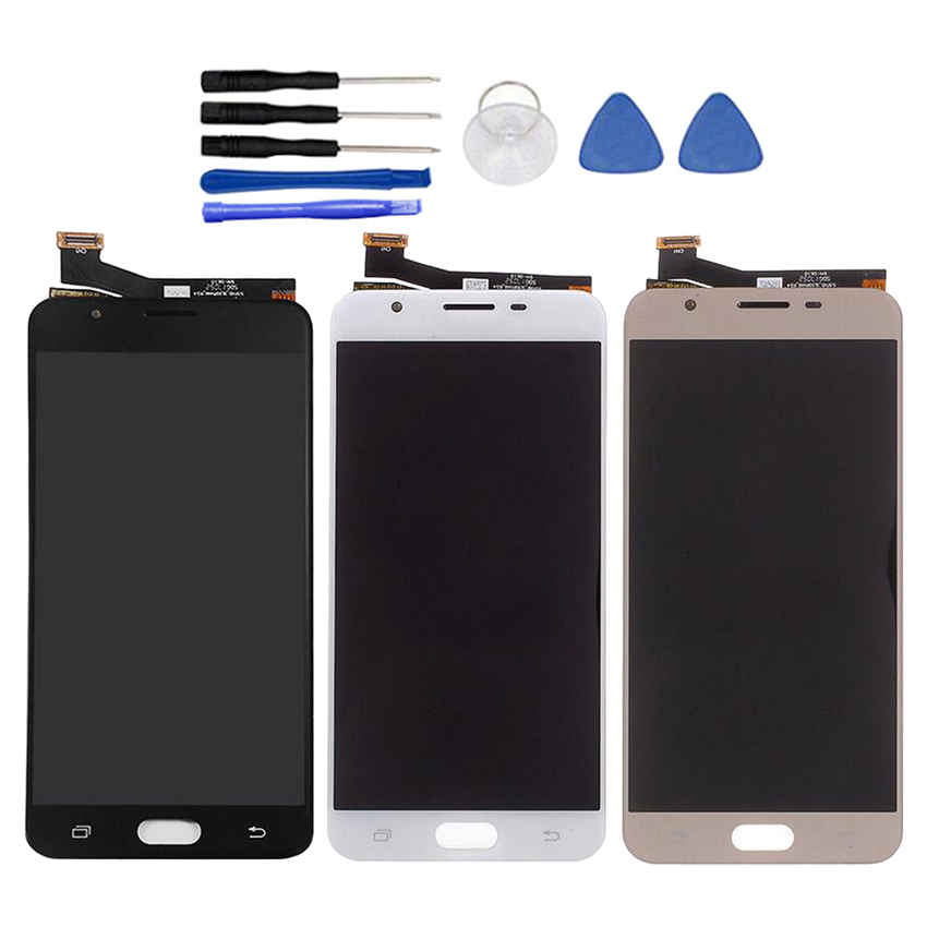 LCD Display Touch Screen Digitizer For Samsung Galaxy J7 Prime G610 On7 2016 LCD Display Touch