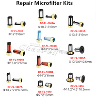 Brand Defus Fuel Injector Micro Filter Auto Spare Parts For Japan Cars Repair Microfilter Kit With
