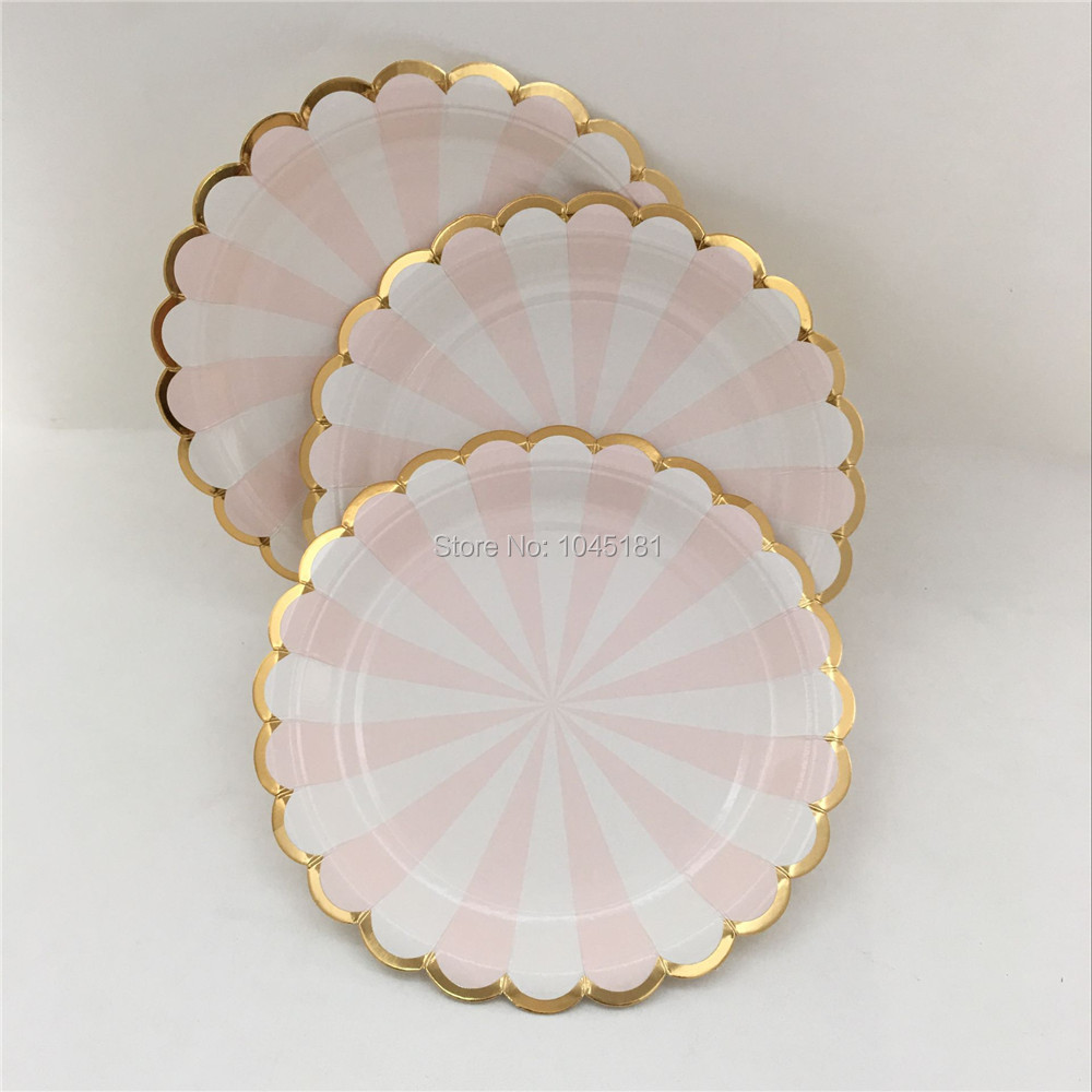 wedding cake plates and napkins 48pcs wedding disposable table decorations dessert paper 23504
