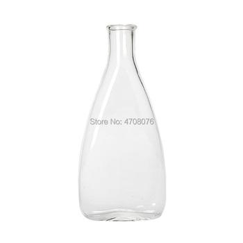 Pyrex culture bottle Borosilicate cell culture flask Corning Incubation Vessel for biological experiment eggplant shape 250ml