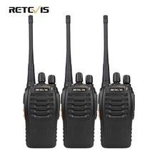 3 шт. рация Retevis H777 16CH UHF 400-470 мГц радиолюбителей HF трансивер 2 способ радио Communicator Удобный A9104