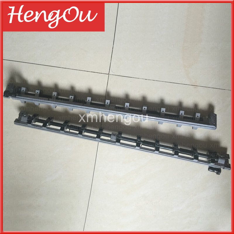 1 Pieces High Quality Gripper Bar For Hengoucn KORD Printing Machine Spare Parts 715mm1 Pieces High Quality Gripper Bar For Hengoucn KORD Printing Machine Spare Parts 715mm