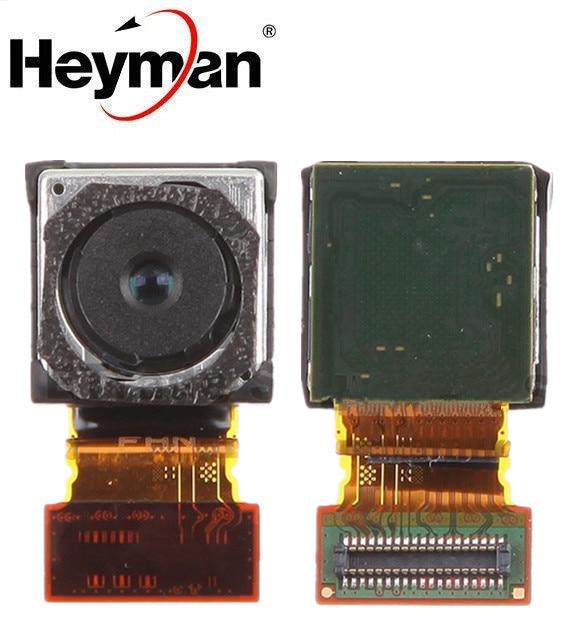 Heyman módulo de la cámara para Sony Z3 compacto D5833 Z4 E6533 trasera cámara de cable Replacement