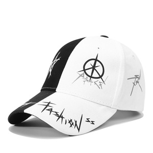 MAERSHEI Unisex Cotton Dad hat Baseball Cap Custom Graffiti Snapback Fashion Sports Hats For Men Women hip hop Cap(China)