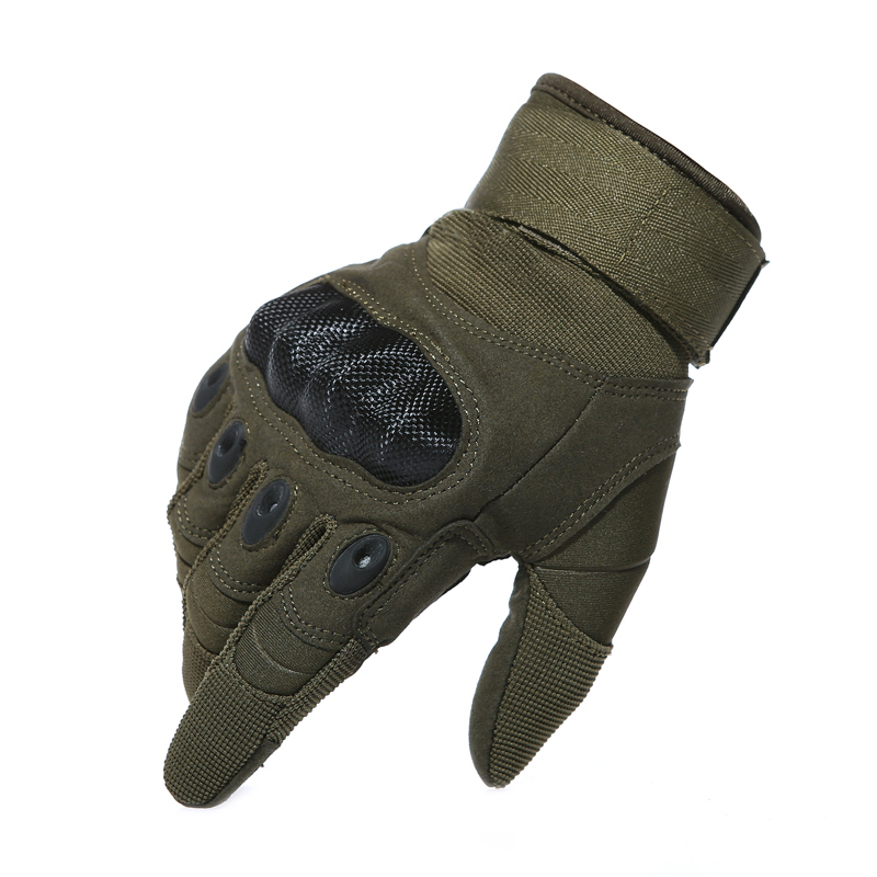 Army Gear Tactical Gloves Full Finger SWAT Combat Military Gloves Anti-skid Airsoft Paintball Gloves