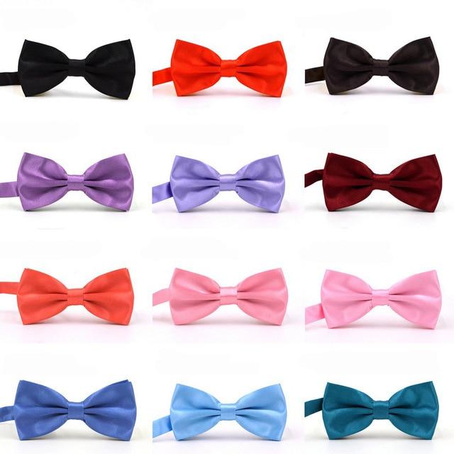 Luxury Fashion Bow Ties for Men Women Butterfly Wedding Bowtie Gravata Slim Bow Tie Cravat Shirt Collar Accessories Vlinderdas