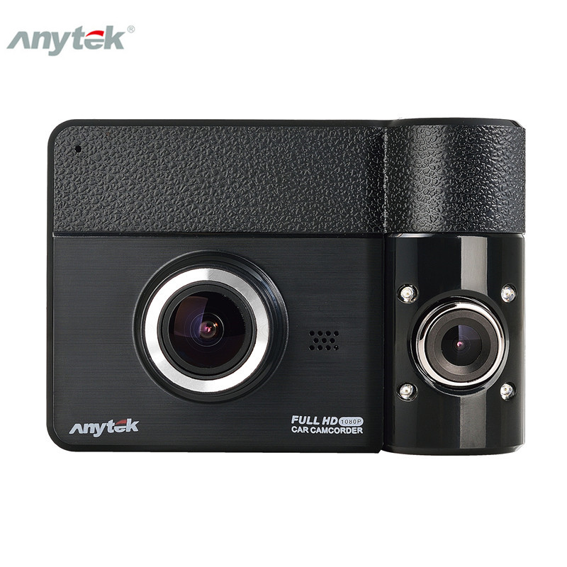 2,3 дюймовый HD светодиод Экран Встроенный gps 1080 P двойные передние зеркало заднего вида Камера вождения Регистраторы G Сенсор Автомобильная к