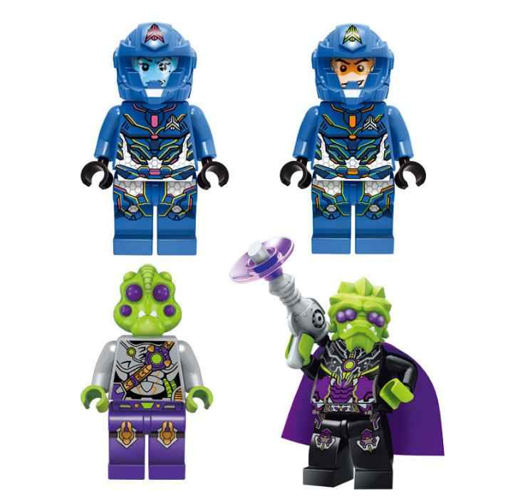 Звездные войны Приключения арестом инопланетянин коммандер модель строительные блоки фигурка игрушки для детей Совместимые Legoings