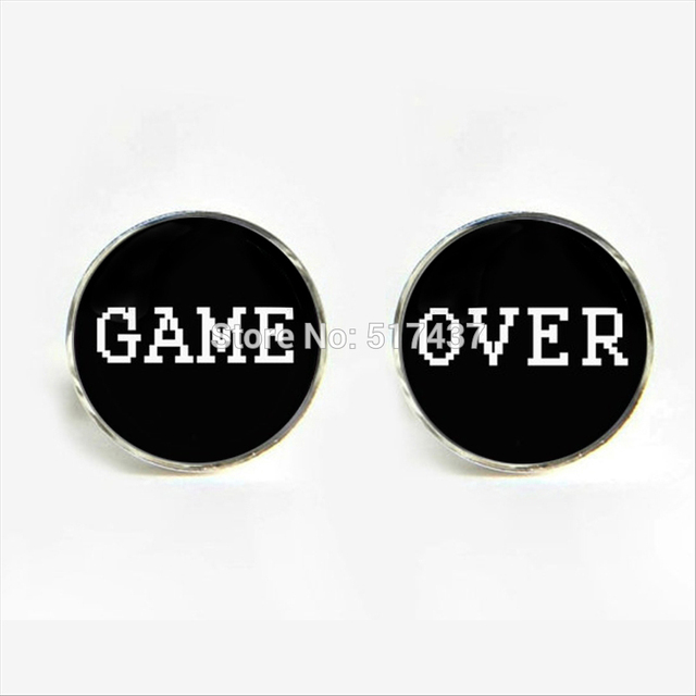 Game Cufflinks Cuff Links Cufflink High