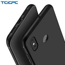 TCICPC Xiaomi Mi 8 Case Silicone Luxury Ultra Thin Protective TPU Soft Cover Phone Case For Xiaomi Mi8 SE Mi 8 Lite M8 Pro