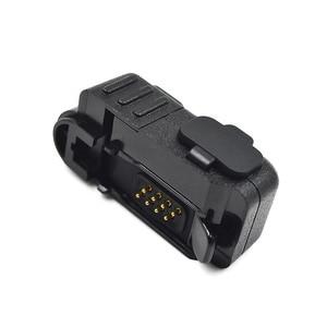 Image 2 - Headset Audio Adapter Converter for Motorola MTP3250 DP2400 MTP3200 XiR P6620 DP2000 Walkie Talkie CB Radio