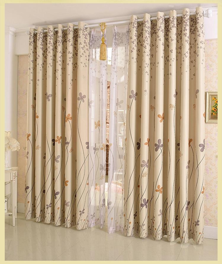 2015 jardín cortinas de la ventana para comedor / cocina ventana ...