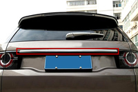 Rear Trunk Lid Tail Molding Cover For Land Rover Discovery Sport 2015 2016