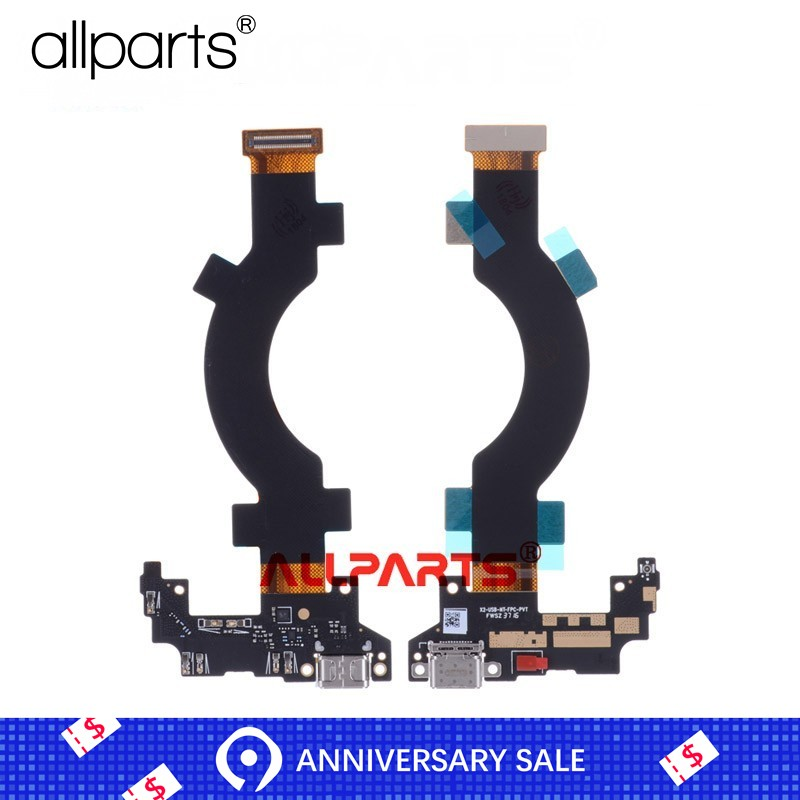 Original USB Charging Flex Cable For LeTV LeEco Le Max 2 USB Charging Port Dock X820 X821 X822 X823 X829 Replacement Parts