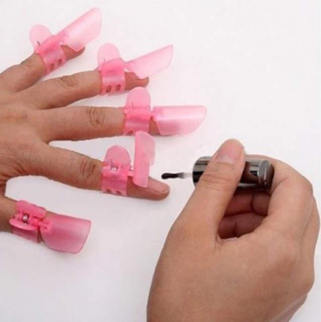 Nagellak Op Leren Bank.Nail Bescherming Gereedschap Overmal Ontwerp Nieuwe Hot 10 Stks