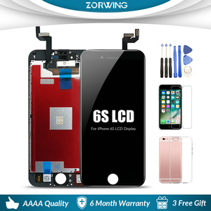 Image 1 - AAA+ Quality  LCD Screen For iPhone 6 6S 7 8 Plus Display Digitizer Touch Screen For iPhone6S 5s XR X XS MAX LCD Screen Assembly