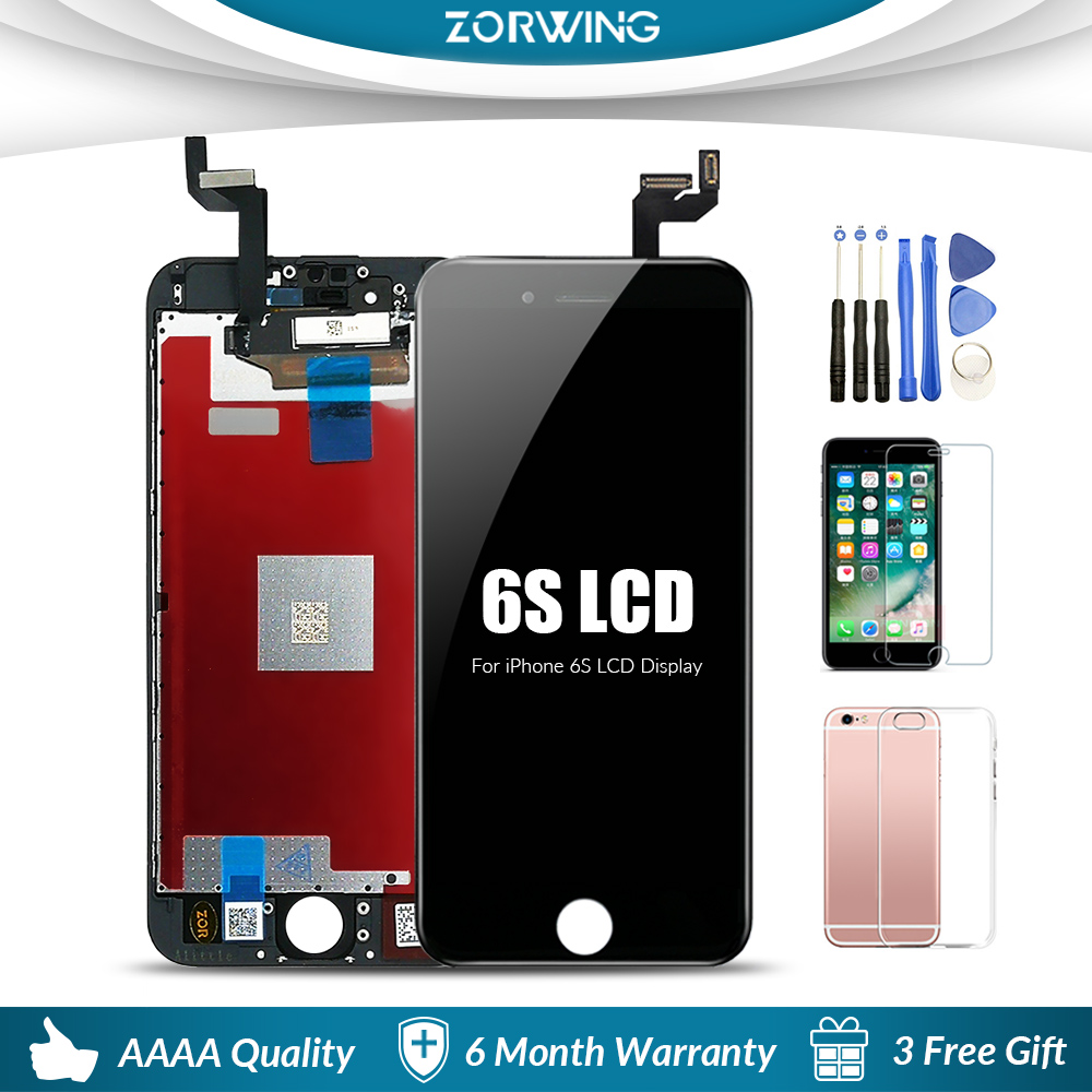 AAA+ Quality LCD Screen For iPhone 6 6S Plus LCD Display Digitizer Touch Screen Replacement For iPhone6S 5s LCD Screen Assembly image