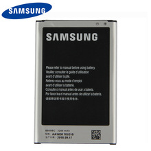 Original Samsung B800BC For Samsung GALAXY NOTE 3 Note3 N900 N9009 N9008 N9002 N9006 N9005 NFC 3200mAh Authentic