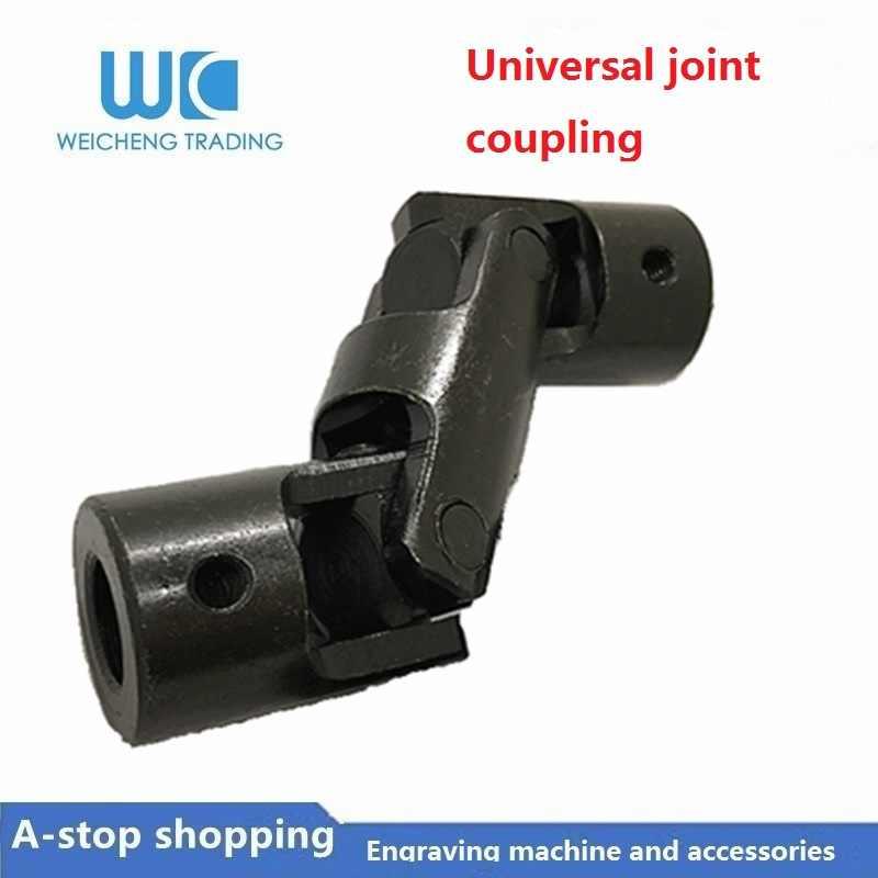 20*32*148 Cross Universal Joint Coupling Tiga Bagian Universal Joint Precision Double Joint Universal Joint