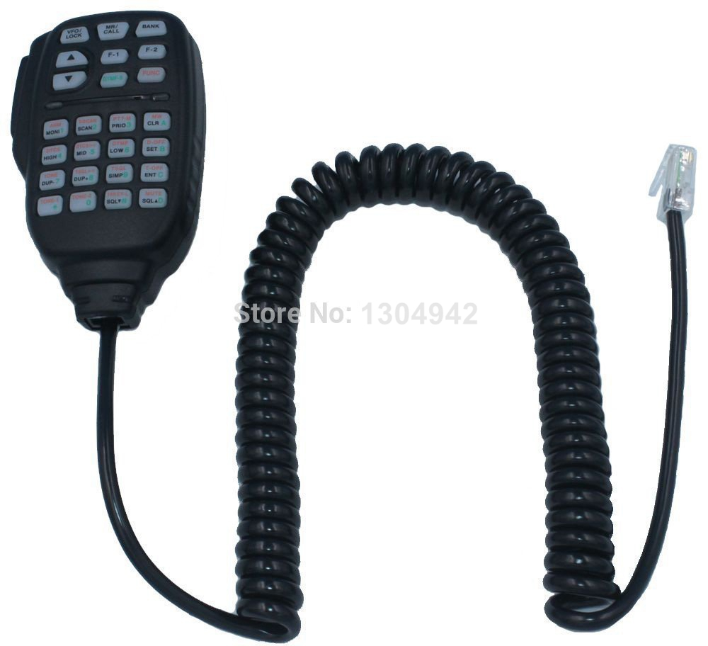 Handheld Speaker Microphone Mic…