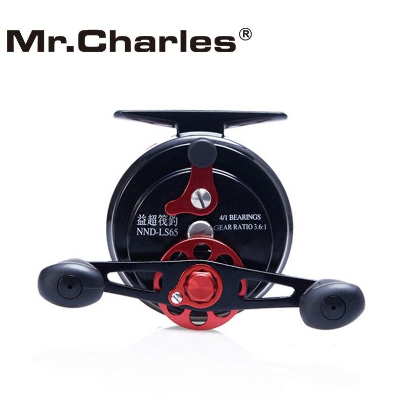 Mr.Charles Novi NND-LS65 Omjer prijenosa 3.6: 1 Aluminijski prednji - Ribarstvo - Foto 3