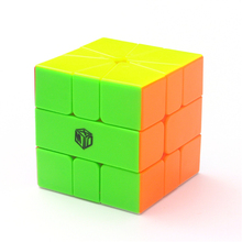 Newest QiYi Magic Cube Volt SQ1 Refined 3x3 for Competition - Colorful