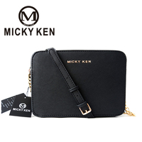 MICKY KEN BRAND 2017 Women Messenger Bags Michael Handbags Designer High Quality Hors Shoulder Bag Chain