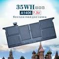 35wh para apple batería del ordenador portátil macbook air a1406 a1370 2011 producción a1465 mc965