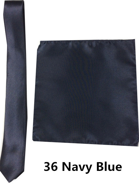 36 _  39 Colours Man Polyester Silk Pocket Sq. Tie Go well with Set Hanky Groom Wedding ceremony Fits Enterprise Handkerchief Necktie ZY186117 HTB1f79VbRcXBuNjt biq6xpmpXao