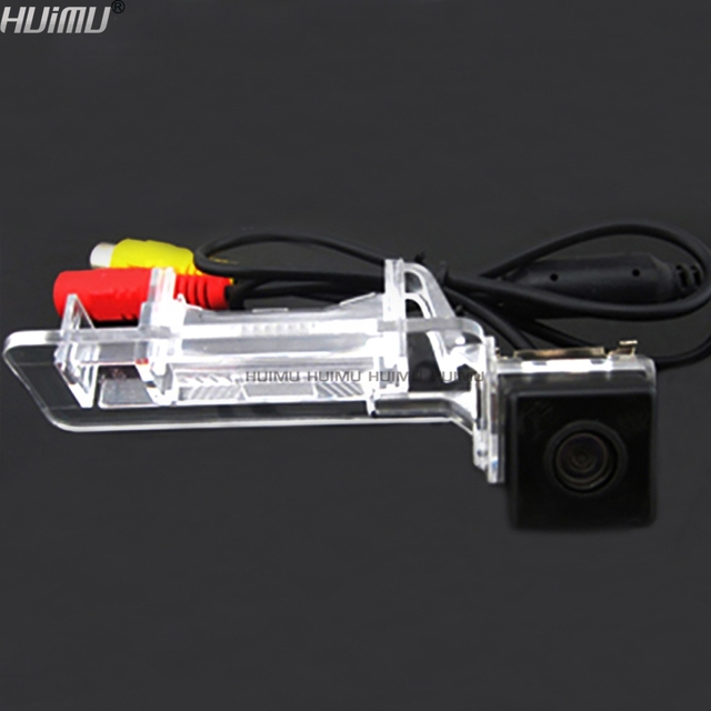 wire wireless HD CCD car rear backup camera For sony ccd Mercedes-Benz SMART Fortwo Smart ED rear reversing camera night vision
