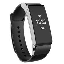 Alfartec K2 смарт-браслет вызова/сообщение напоминание Bluetooth Шагомер сна активности фитнес-трекер Водонепроницаемый для IOS Android