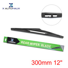 X AUTOHAUX 300mm 12″ Rear Windshield Wiper Blade For Hyundai I30 2007-2013 For I30 CW Kombi 2008 TO 2012 For IX35 2010 TO 2016