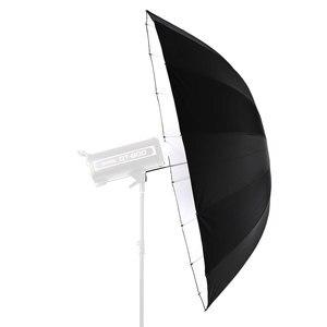 """Image 5 - GODOX סטודיו Photogrphy 60 """"150 cm שחור לבן רעיוני תאורת אור מטרייה"""