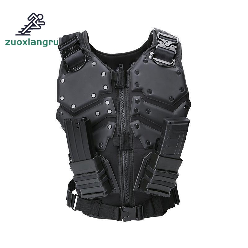 Unloading Men Combat Hunting Vest Tactical Military Vest Camouflage Vest Body Molle Armor Cs Jungle Equipment Masculino tactical vest hunting military equipment molle vest combat armor camouflage vest for airsoft militar vest