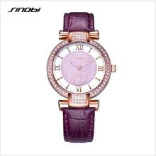 SINOBI Fashion Ladies Watch Women Watches Top Brand Women s Watches Diamond Clock saat reloj mujer