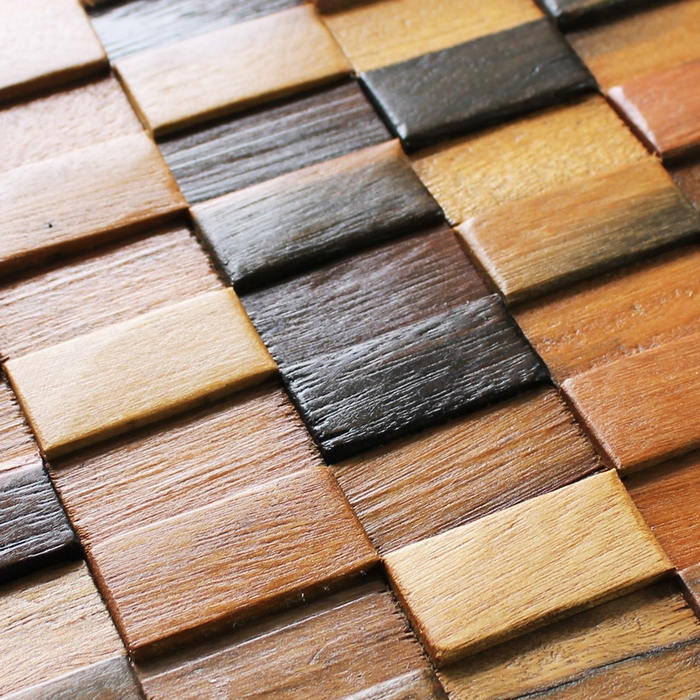 Compare prices on wood backsplash tiles  online shopping/buy low ...