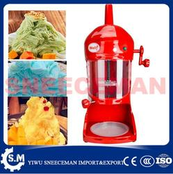 chinese sell automatic snow ice shaver block shaving machine ice Crusher shaking machine continuous ice machine ice shaver