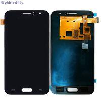 Highbirdfly For Samsung Galaxy J1 2016 J120F J120H J120A Lcd Screen Display Touch Glass Digitizer Can