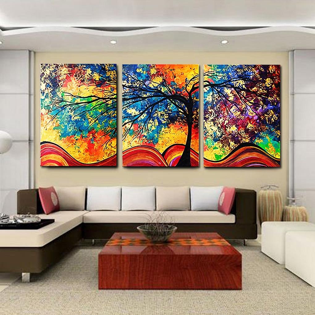 Aliexpress.com : Buy 2017 New Design Colorful Art cuadros