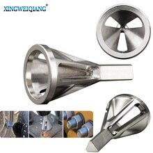 Серебро Нержавеющая сталь для снятия заусенцев внешний инструмент для снятия заусенцев Инструменты для ремонта