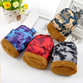 Camouflage Canvas Purse Mini Coin Bag Mini Coin Purse Mobile Phone Bag Gift Promotion Multifunctional Hand Bag Key Wallet