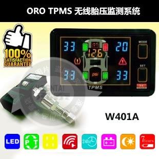 Oro wireless tire pressure tpms mount w401a w401b