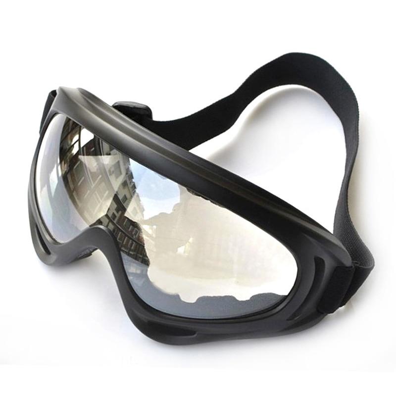 Prix pour Haute Qualité De Bicyclette De Vélo lunettes de Soleil Hommes Femmes Sport En Plein Air Vélo Lunettes Moto Ski Lunettes De Protection Transparent