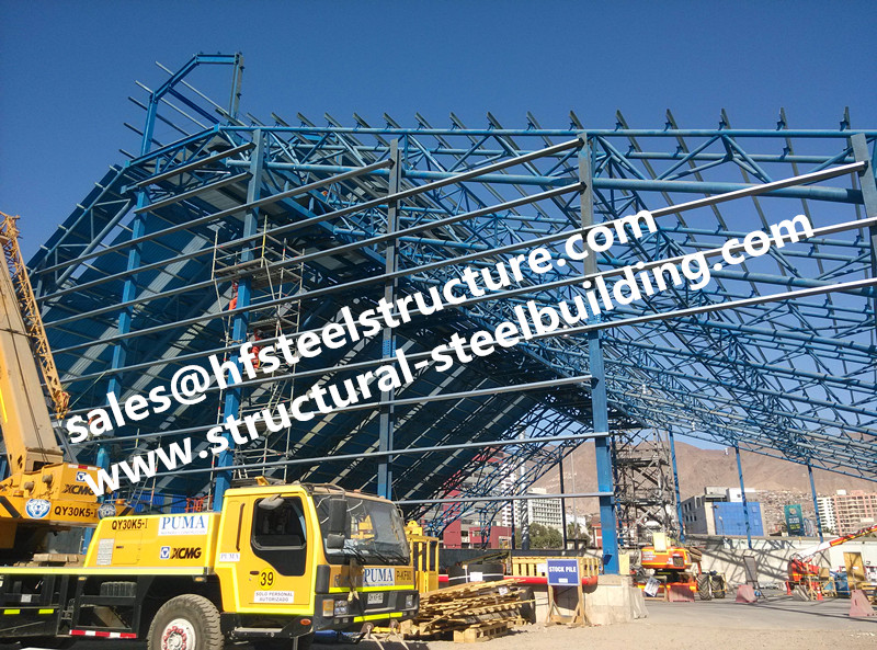 Chinese Steel And Chinese Fabricated Steel Supplier/fabricator Certified By NZ Standard