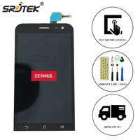 Srjtek 5 Inch High Quality LCD Display Touch Screen Assembly Replacement For Asus Zenfone 2 Laser