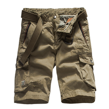 2019 Mens Casual Cargo Camo Men Shorts Cargo Shorts Male Plus Size Camouflage Military Shorts Homme Summer Hip Hop Outwear short cargo shorts