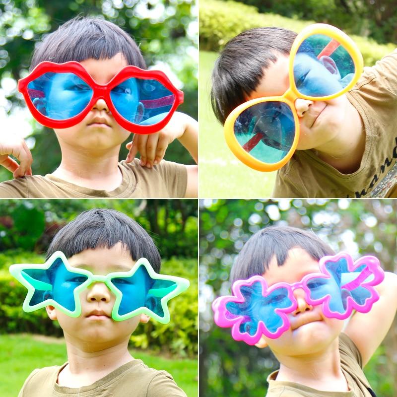 Gafas de gran tamaño Gafas divertidas Los fanáticos de la fiesta de - Para fiestas y celebraciones - foto 2