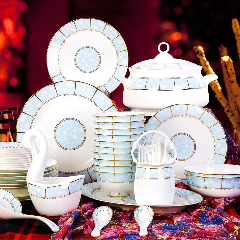 Online Kaufen Großhandel bone china geschirr aus China bone china ... | {Geschirr 41}