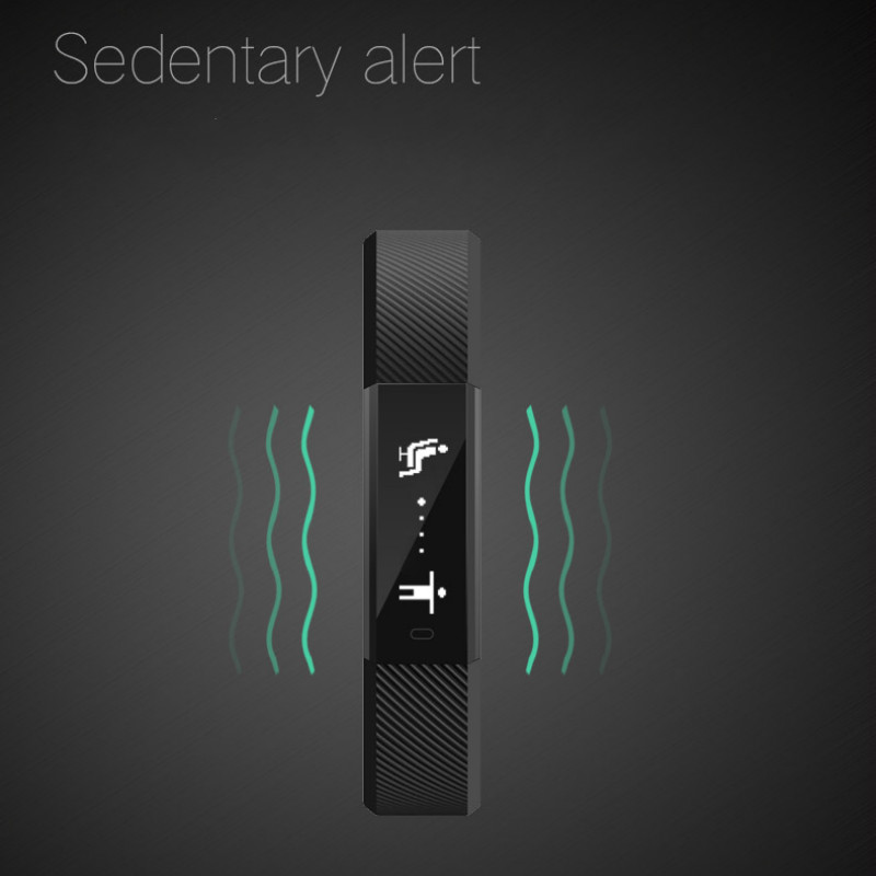 Image 4 - Bluetooth  Smart Wristbands Fitness activity tracker fitness band Pedometer armband Waterproof Sleep Monitor Wrist Watch  Hot-in Smart Wristbands from Consumer Electronics