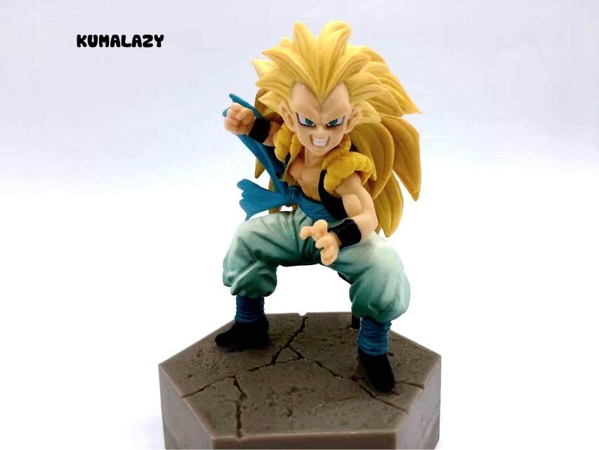 Toys & Hobbies Gotenks Boo Buu Dragon Ball Z Figure Majin Figuarts Zero Super Saiyan Songoku Dragonball Z Sagas 12cm Pvc Dbz Action Figure